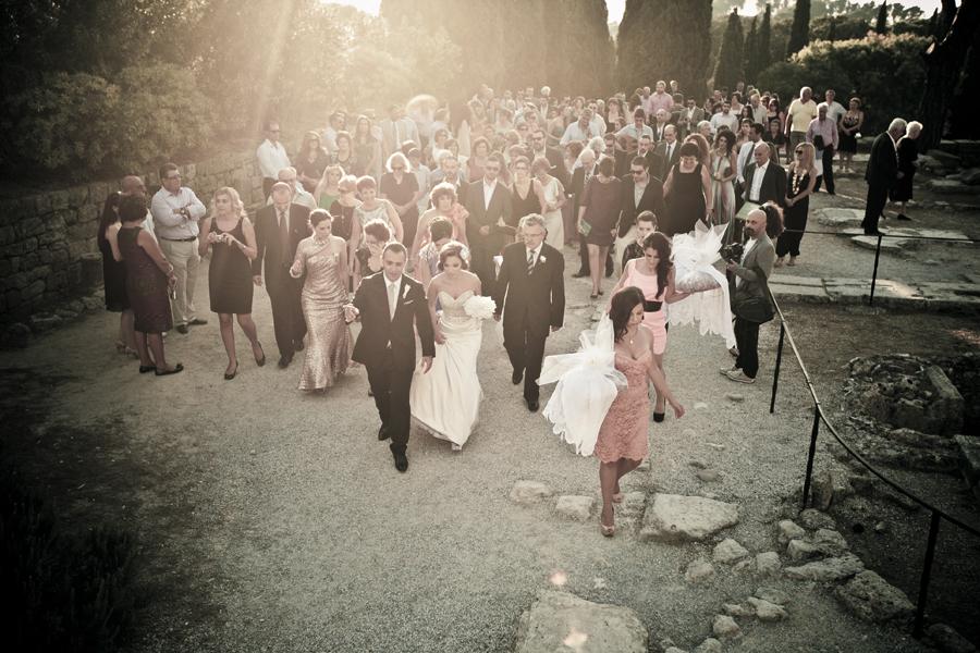 Real Bride Wedding Guests