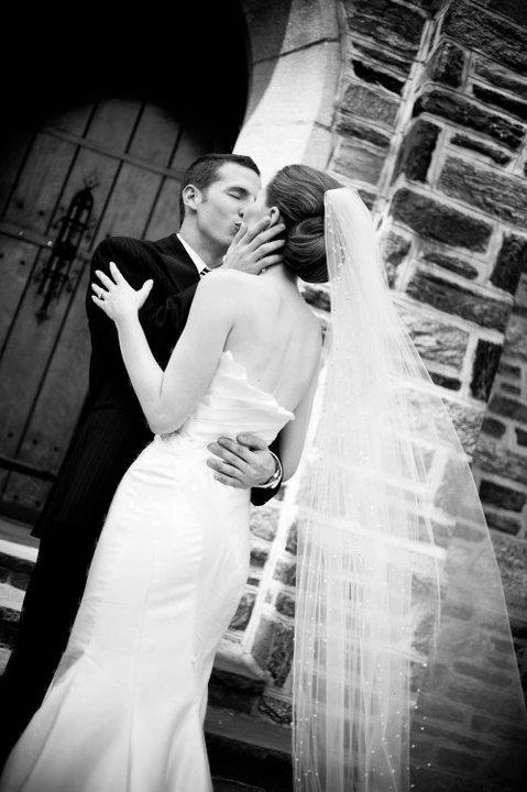 AV Real bride Kiss