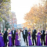 Alvina Valenta and Occasions Real Bridal Party