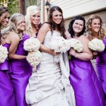 Alvina and Jim Hjelm Occasions Real Bridal Party
