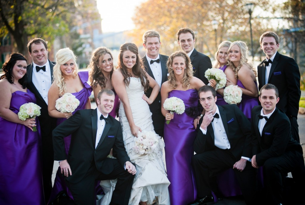 Alvina and Occasions Real Bridal Party
