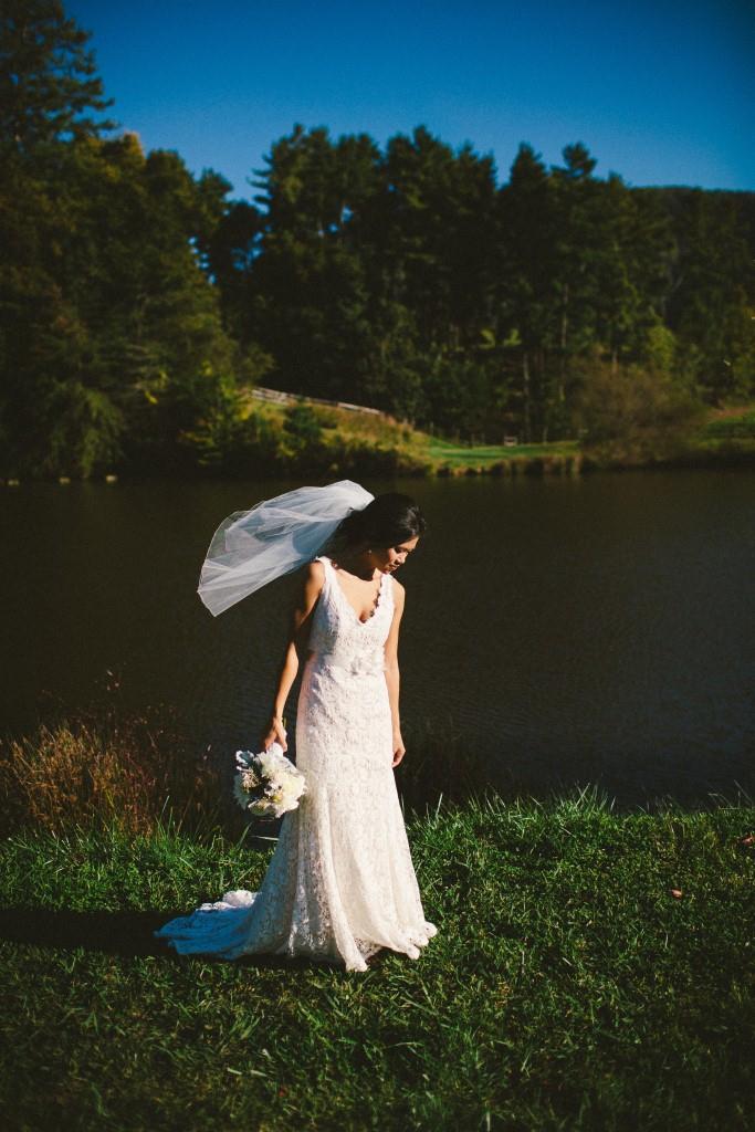 Jim Hjelm Blush Real Bride Carolyn Style 1006