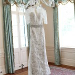 Jim Hjelm Bridal Style 8211 Real Bride Melissa