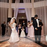 Lazaro Real Bride Entrance