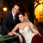 Alvina Valenta Real Bride and Husband Greg