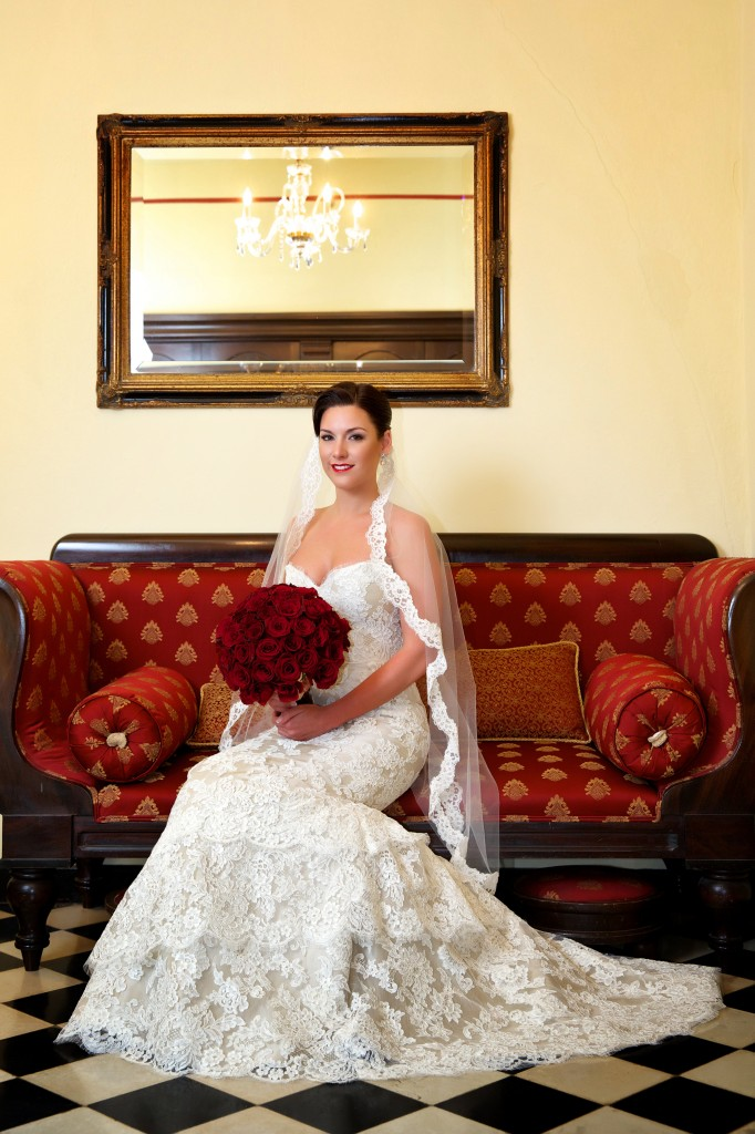 Real Bride Carissa