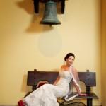 Real Bride Carissa Alvina Valenta Style 9102