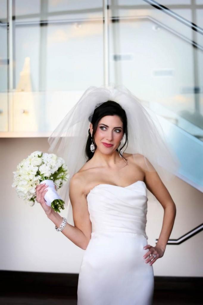 Real Bride Jordan Style 9200