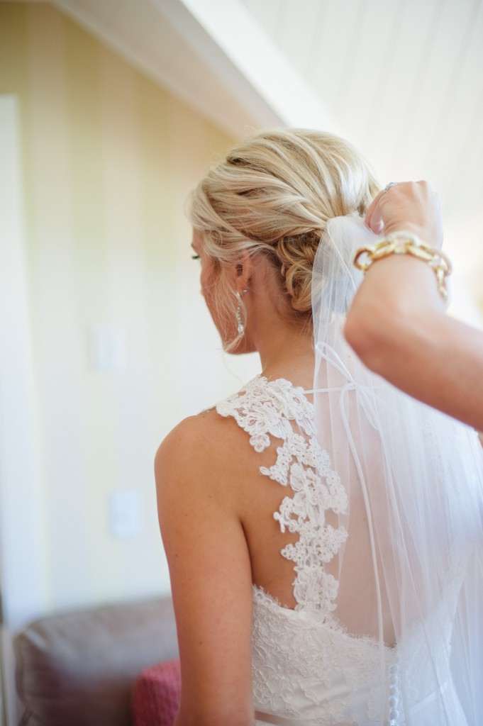 Real Bride Style 9209 Back