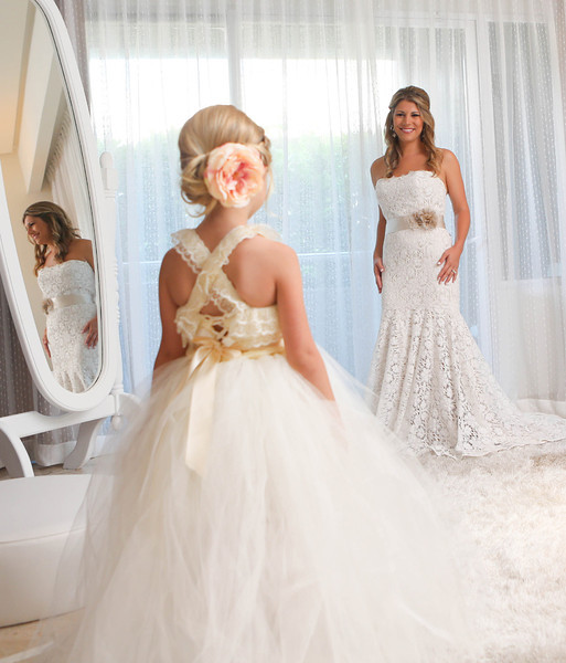 Generations of Bridal beauties