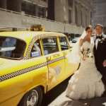 Checker Cab couple