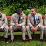 Adam and groomsmen