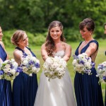 Kaiti and bridesmaids