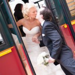 Wedding Day Chicago Trolley