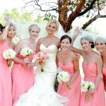 bridemaids veil